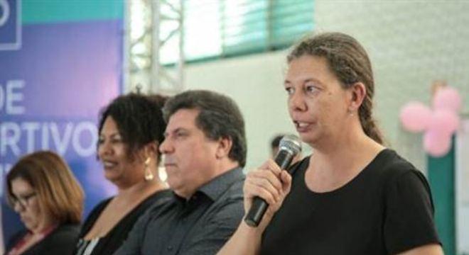 Ex-atletas como Ana Moser e Flávio Canto também se solidarizaram