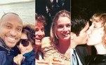 Marília Gabriela surpreendeu os seguidores, na terça-feira (14), ao compartilhar uma foto antiga com o ex-marido, o ator Reynaldo Gianecchini. Na imagem, os dois aparecem dando um verdadeiro beijo de novela. No entanto, eles não estão sozinhos na lista de ex-casais famosos que ainda são amigos e exibem uma boa relação nas redes sociais. Confira todos os nomes