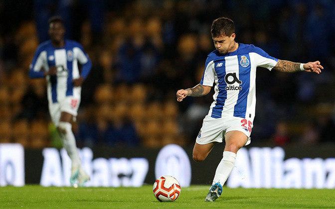Ex-internacional, o brasileiro Otávio é outro destaque do meio-de-campo do Porto.