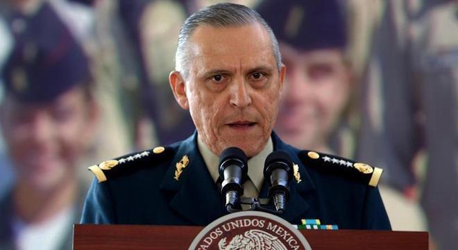 Ex-ministro de Defesa do México, Salvador Cienfuegos está preso nos EUA