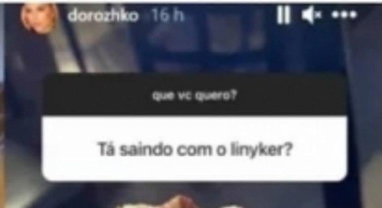 Ex-namorada Luiz Adriano