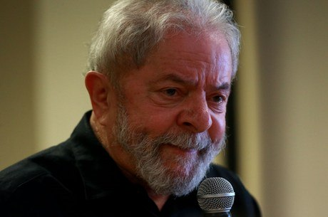 O ex-presidente Lula, preso desde abril de 2018