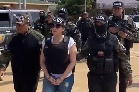 Aída Merlano é transferida para Caracas