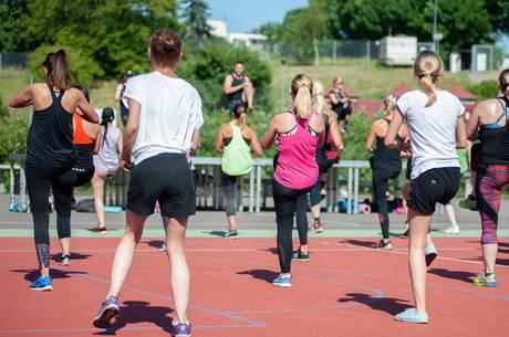 Exercícios podem ser banidos durante quarentena