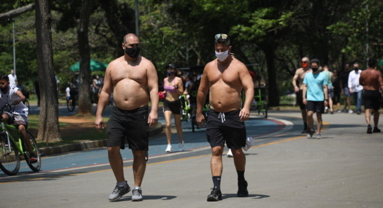 Atividade física frequente melhora condições da saúde, independentemente da perda de peso