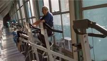 Exercício aeróbico à noite é mais eficaz para cardíacos e hipertensos