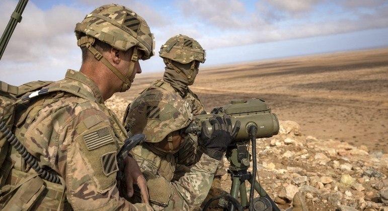 Decreto de Bolsonaro permite a presença do Exército dos EUA no Brasil
