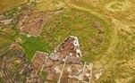 Os corpos foram encontrados bem preservados no cemitério Tunnug, em Tuva, cidade próxima da fronteira da Mongólia. Os guerreiros nômades quase sempre eram enterrados junto com os próprios cavalos