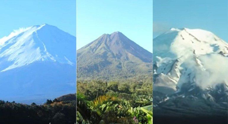Existem diversos vulcões ao redor do mundo e alguns deles são conhecidos por serem perigosos mas ao mesmo tempo componentes das belas paisagens daquela região. Juntamos 10 vulcões que chamam a atenção de qualquer visitante pela sua magnitude como pela sua estrutura peculiar, repleta de história. Confira!