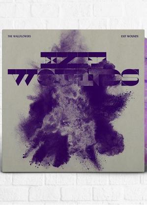 A capa de Exit Wounds
