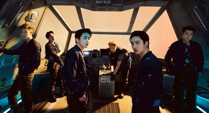EXO faz seu retorno ao mundo da música com álbum e clipe