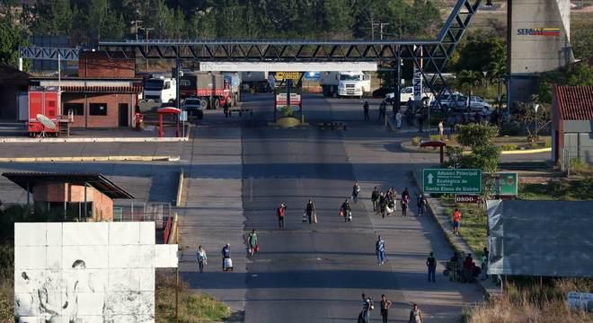 Fronteira terrestre do Brasil com a Venezuela já havia sido fechada anteiormente