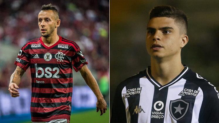 Experiência conta: Rafinha foi unanimidade no confronto com Fernando.  Aos 34 anos, o lateral-direito teve rápida readaptação ao futebol brasileiro desde sua chegada, em junho de 2019.