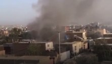 Explosão ocorre em Cabul em meio à ameaça de novo atentado
