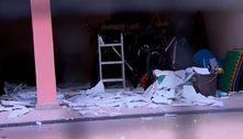 Explosão destrói casa do personal trainer Márcio Atalla em São Paulo