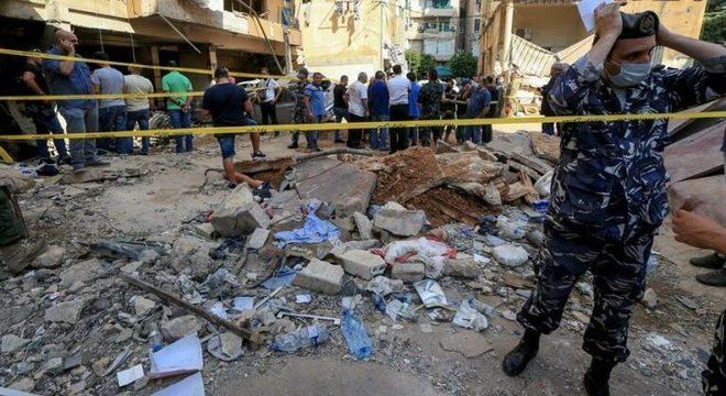 Esta é a segunda explosão com vítimas em dois dias consecutivos