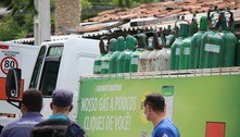 Ceará recebe oxigênio de outros estados após explosão de fábrica