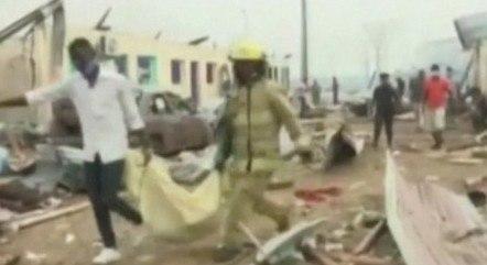 Explosões deixaram 107 mortos