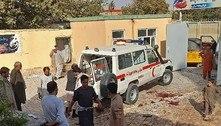 Ataque suicida deixa mais de 100 mortos e feridos no Afeganistão