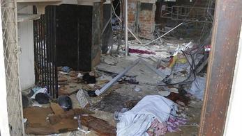 __Veja fotos da série de explosões deste domingo no Sri Lanka__ (EFE/21.04.19)