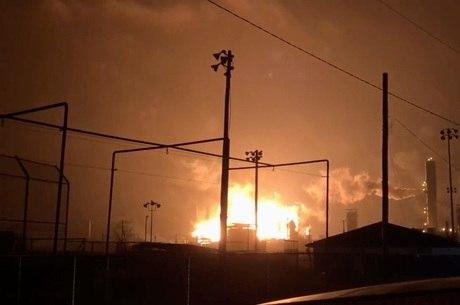 Explosão no Texas foi registrada até por satélite