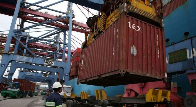 No acumulado do ano, o saldo comercial é deficitário em US$ 261 4 milhões