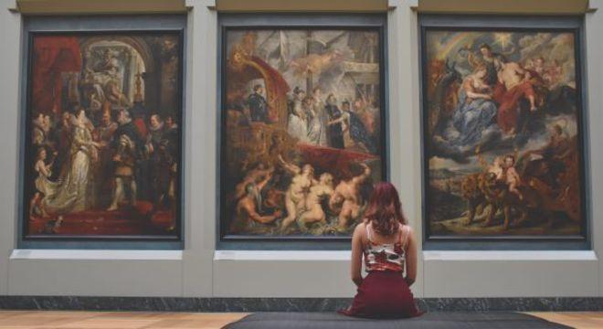 A arte mexe quando lembramos de permitir as pequenas e grandes descobertas