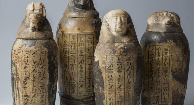 Exposição Egito Antigo reabre em São Paulo com protocolos de segurança