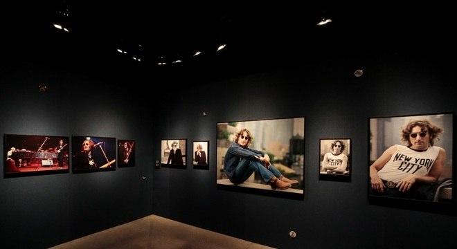 A exposição sobre John Lennon volta ao MIS, assim que o local reabrir