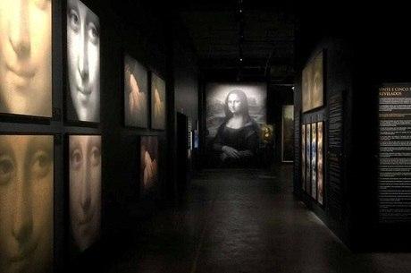 Leonardo da Vinci ganha exposição online