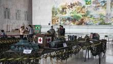 Exposição sobre 2ª Guerra quer resgatar patriotismo nos jovens
