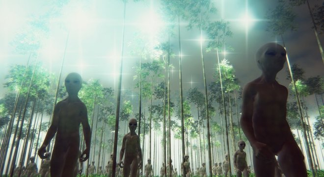 Devemos temer um encontro alienígena?