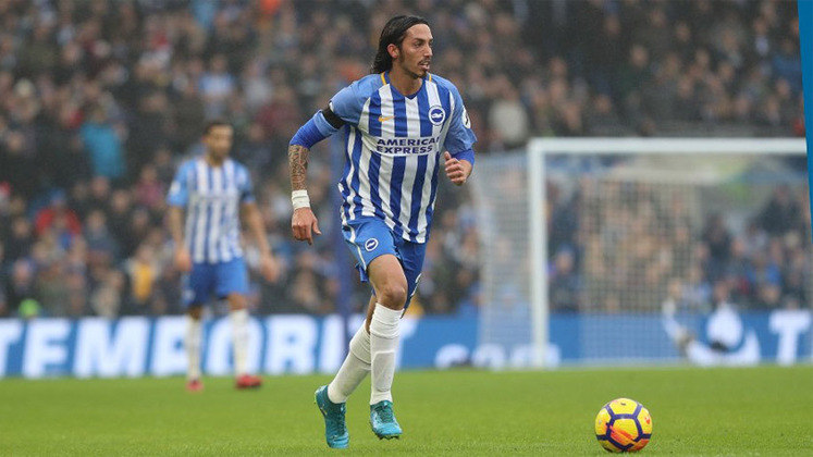Ezequiel Schelotto (1,2 milhões de euros): Itália, lateral-direito, 31 anos, último clube: Brighton