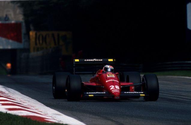 F188C: em 1988, o belo carro da Ferrari terminou em segundo nos Construtores