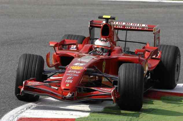 F2007: o carro em que Kimi Räikkönen foi campeão