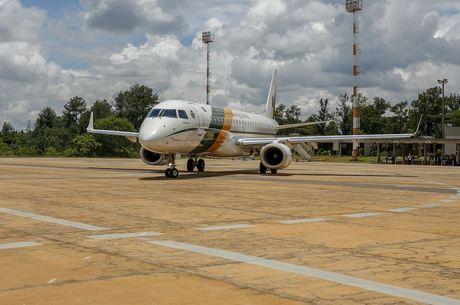 Aeronaves devem chegar ao Brasil neste domingo (9)