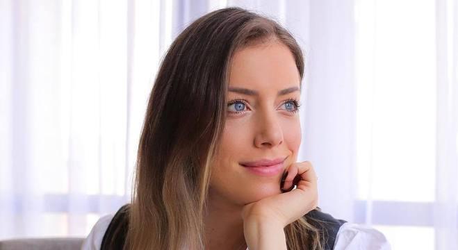 Fabi é mãe das gêmeas Sienna e Chiara, de apenas dois meses