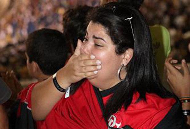 Fabiana Karla - atriz - times do coração: Sport e Flamengo