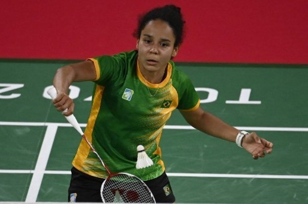 Fabiana Silva perdeu para americana Zhang Beiwen por 2 a 0 e se despede dos Jogos Olímpicos de Tóquio.