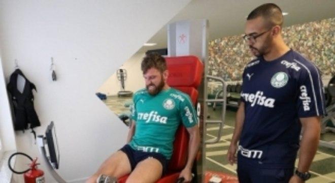 Fabiano - Palmeiras