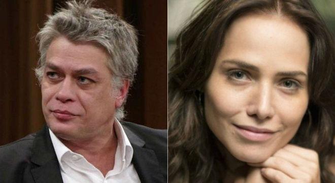 Fábio Assunção revelou o sexo do bebê de Letícia Colin