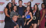 Foi após esta conquista que Giga conheceu um dos ídolos maiores do esporte, que também dá nome ao campeonato:Arnold Schwarzenegger