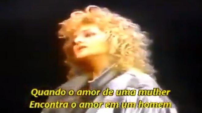 Fábio Jr. e Bonnie Tyler: o sucesso da música 'Sem Limites Pra Sonhar'
