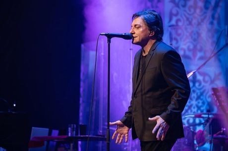 Fábio Jr. fala sobre 1ª live: 'Ansioso e torcendo para tudo dar certo'