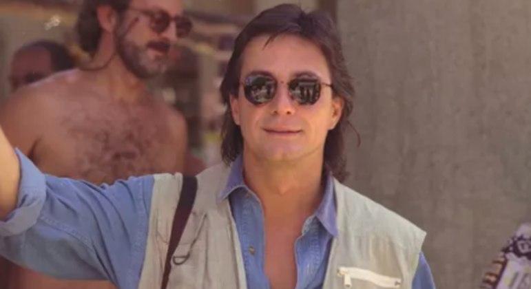 Fábio Jr. como Jorge Tadeu, em 'Pedra Sobre Pedra'