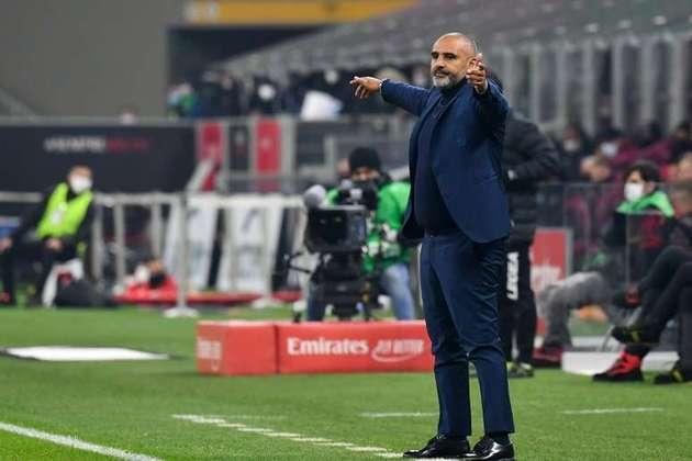 Fabio Liverani: Treinador italiano de 44 anos. Ex-jogador, comandou o Lecce no título da Série C da Itália na temporada 2017/2018. Também foi técnico do Leyton Orient (IMG) e do Parma (ITA)