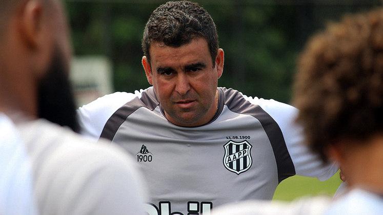 Fábio Moreno - Ponte Preta