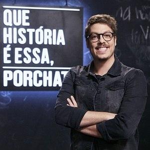 Fábio Porchat vai gravar nova temporada do seu programa
