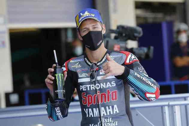 Fabio Quartararo (Foto: SRT)