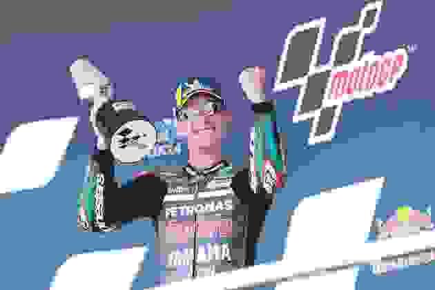 Fabio Quartararo venceu o GP da Andaluzia e se tornou o primeiro francês a vencer mais de uma corrida na MotoGP